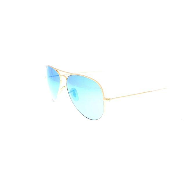 Ray Aviator 3025 1124l De Rb Mixte Soleil Ban Lunettes wn0N8m