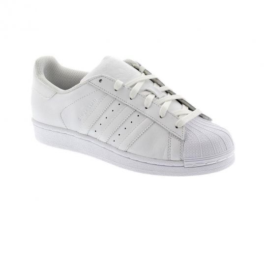 Chaussures Superstar JW Full White Originals