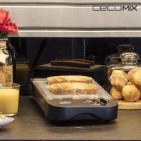 - Grille-pain horizontal plat avec résistance en quartz - Gril pour toaster