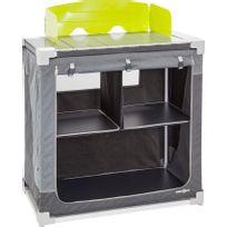 Brunner - Jum-Box 3G Ct - Armoire de camping - gris/vert