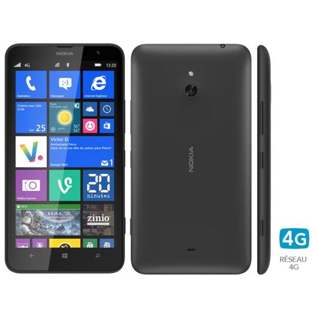 NOKIA - Lumia 1320 Noir