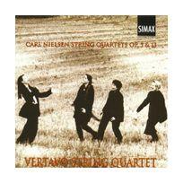 Simax - Nielsen : Quatuors à cordes. Vertavo