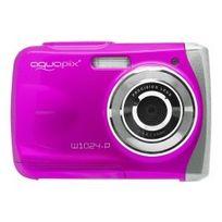 Easypix - Caméra Aquapix W1024 Splash rose