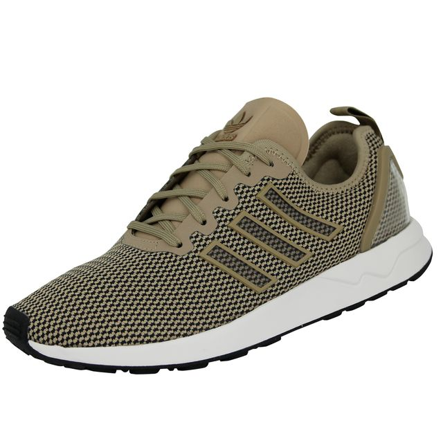 Adidas originals - Zx Flux Adv Chaussures Mode Sneakers Femme Marron