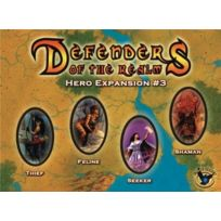 Eagle Games - Defenders Of The Realm: Hero Pack , 3
