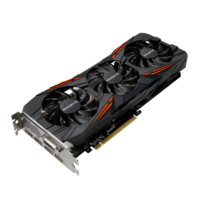 GIGABYTE GeForce GTX 1070 Ti Gaming - 8Go Carte graphique Gamer - PCI-Express 3.0 - 8Go GDDR5/256bit