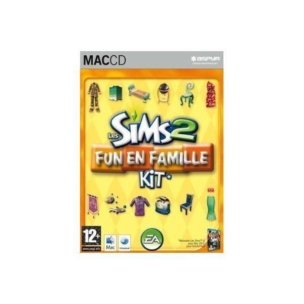 Aspyr - Les Sims 2 - Kit: Fun en Famille