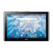 Acer - Iconia One 10 B3-A40-K1VK - 10.1i Hd Multi-Touch Lcd - Mt8167B processor - 2GB Ddr3 - 16GB eMMC - Wlan ac/b/g/n + Bt - 2MP Camera & 5MP Camera - Android - Black NT.LDUEE.006