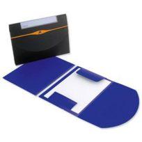 Kensington - Rexel - Rexel - Optima - Paquet de 3 chemises à rabat en polypropylène - capacité 200 feuilles - Bleu