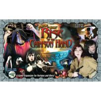 Flying Frog Productions - Jeux de société - Fortune And Glory : Rise of the Crimson Hand