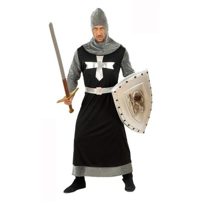 c6602f8b1abec3 Marque Generique - Déguisement de chevalier médiéval cotte de maille ...