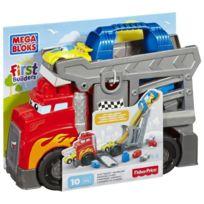 Megabloks - Véhicule - Camion - Engin De Course