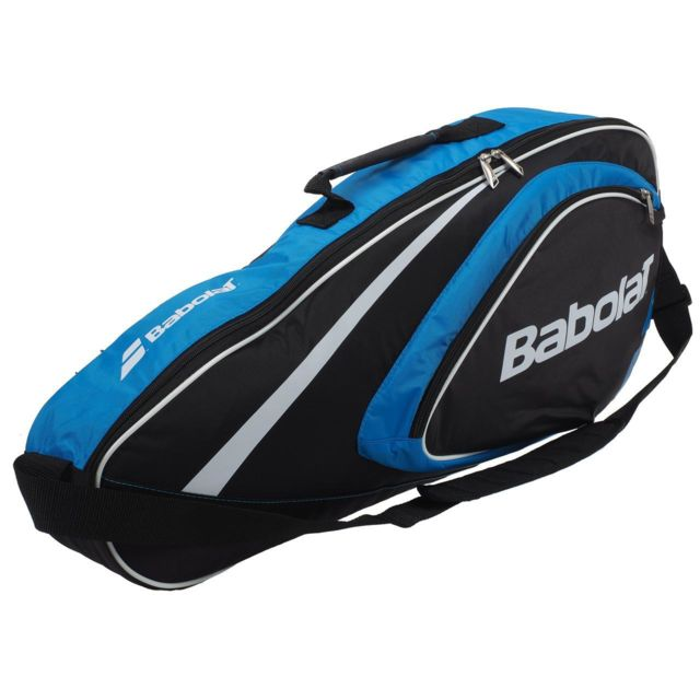 de Sac 3 Babolat Babolat tennis 70243 bleu club Racketholder Bleu 5dqqS
