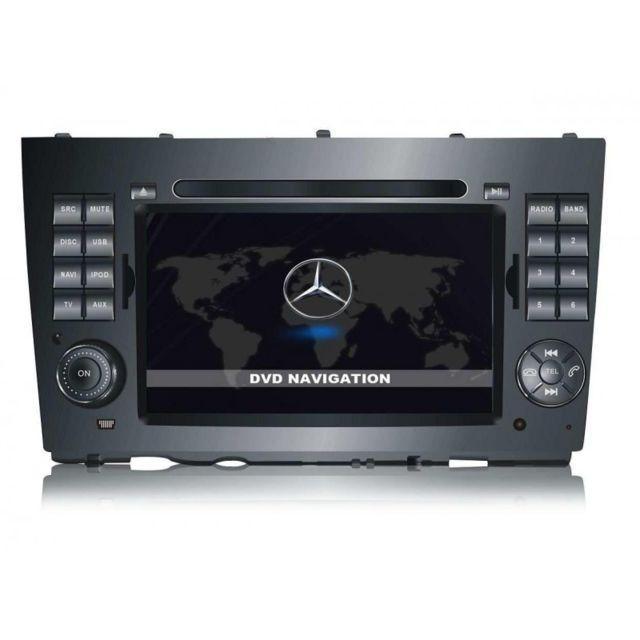 Dynavin Dvn-mbc Mercedes Classe C W203, Autoradio Gps Tactile version N6