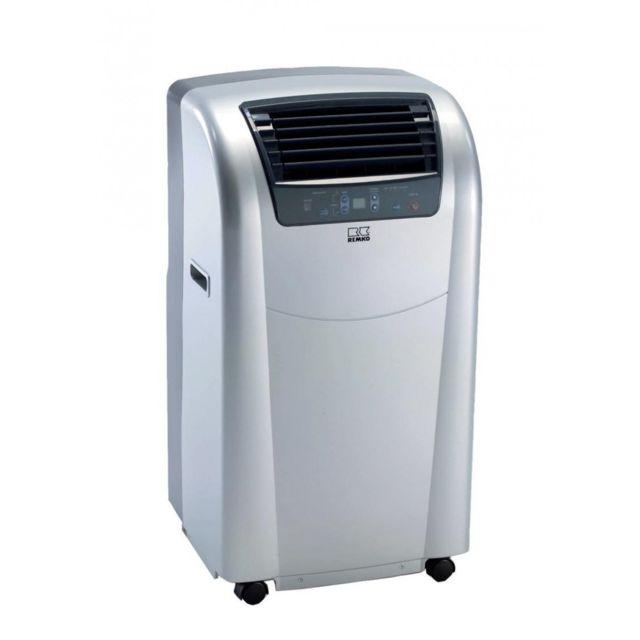 remko climatiseur rkl 360 silver 3 6 kw s line argent pas cher achat vente climatiseur. Black Bedroom Furniture Sets. Home Design Ideas