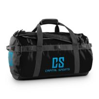 CAPITAL SPORTS - Journ Sac de sport 45l sac à dos marin imperméable -noir