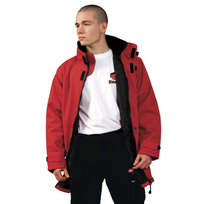 Ks Tools - Parka rouge manches longues Taille Xxl 100374
