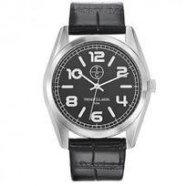 Trendyclassic - Montre Trendy Classic noire homme Cc1017-02