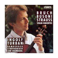 Claves - Concertos pour violon