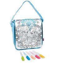 Color Me Mine - La Reine Des Neiges - Sac bandoulière à colorier - 40119