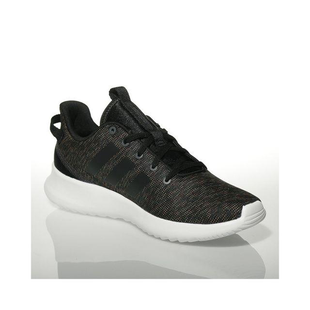 Adidas Chaussures Cloudfoam Racer TR Noir Homme Noir 40 2