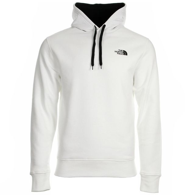 13a462ba8bdc0 The north face - Seasonal Drew Peak Pullover Hoodie Blanc, Noir ...