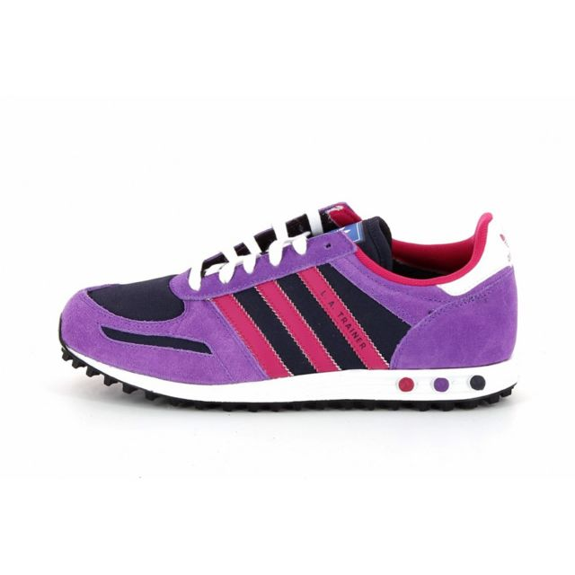 Adidas originals - Basket adidas La Trainer Junior - Ref. G95259
