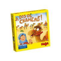 Haba - Jeux de société - A Dos de Chameau