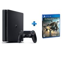 Pack Nouvelle PS4 500GO + Titanfall 2