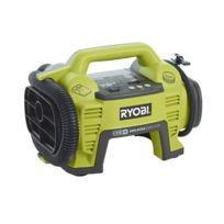 Ryobi - Gonfleur - Compresseur 18 V 10.3 bar - R18I-0