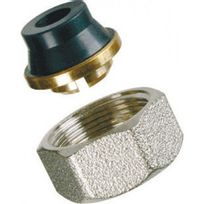 Rbm - Raccord à compression cuivre Keep - diamètre 14 mm