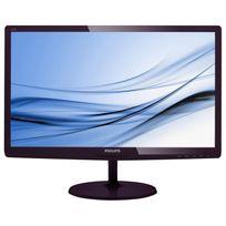 PHILIPS - Ecran 21,5'' - Full HD LED - 1ms - HDMI/DVI/VGA - Slim-Design
