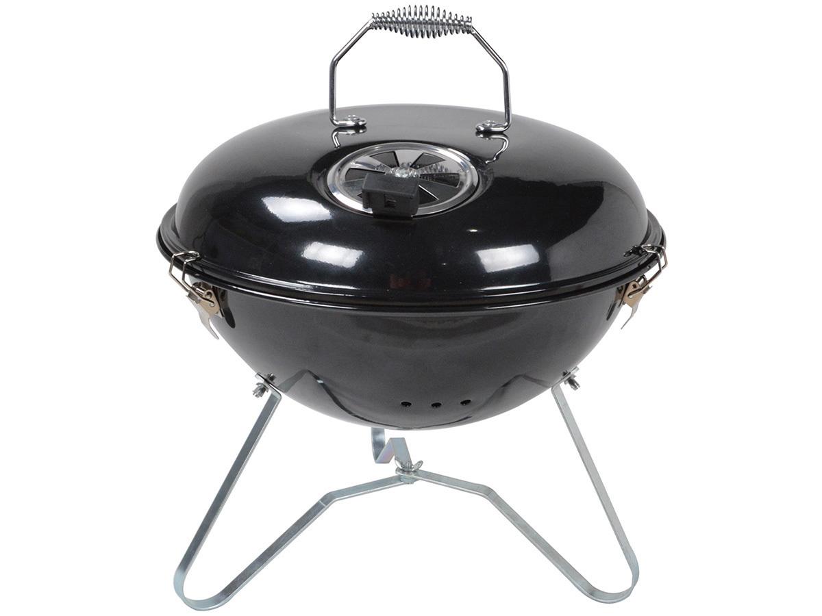 Barbecue de table Joya 1 - Dia.36 cm - Noir laqué