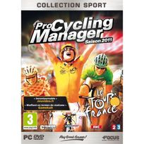 Focus Home Interactive - Pro Cycling Manager 2011 - Silver / Jeu Pc