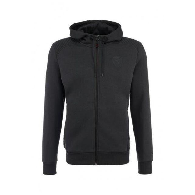 puma veste capuche ferrari homme pas cher achat vente vestes rueducommerce. Black Bedroom Furniture Sets. Home Design Ideas