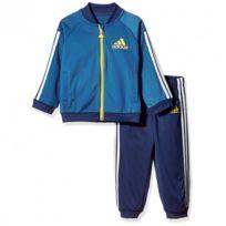 Adidas originals - Survêtement Shiny Bleu Bébé Garçon Adidas