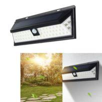 Lumière infrarouge mur de détecteur capteur mouvement infrarouge PIR extérieure