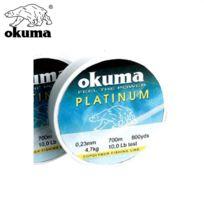 Okuma - Nylon De Peche Platinum Bobine De 1 Kg