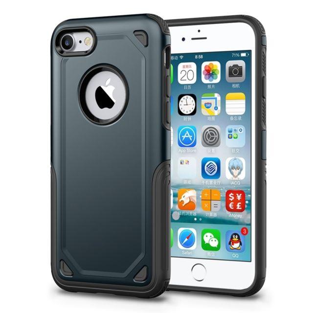 iphone 8 coque bleu marine