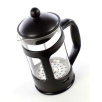 Cafetière à piston 800 ml - Noire