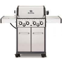 Broil King - Barbecue gaz Baron 490 S Inox