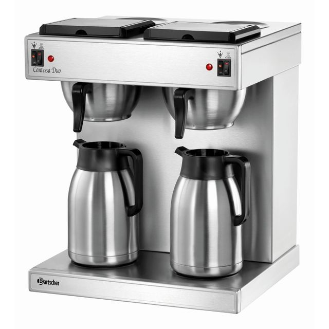 Bartscher Machine cafe double Contessa Duo