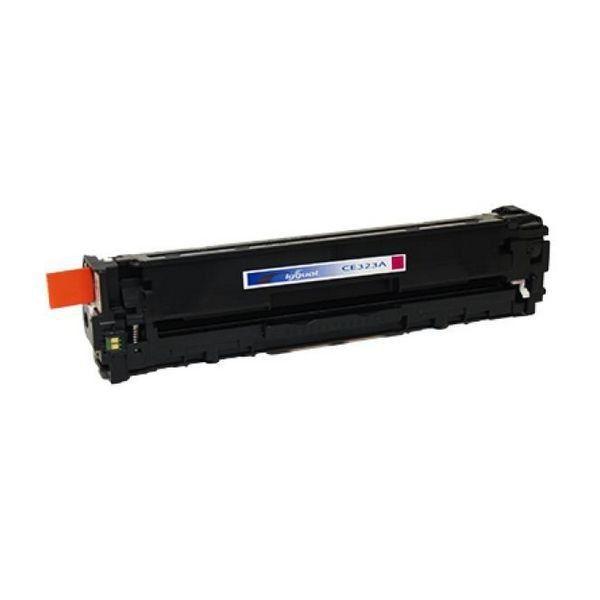 Totalcadeau Cartouche toner recyclée Hp Ce323A magenta - Encre imprimante