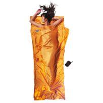 Cocoon - Drap sac de couchage soie - jaune