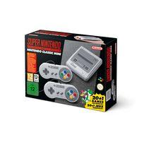 NINTENDO - Classic Mini : Super NintendoTM Entertainment System