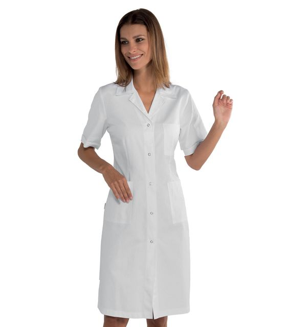 isacco blouse blanche de chimie tissu trait anti acide. Black Bedroom Furniture Sets. Home Design Ideas