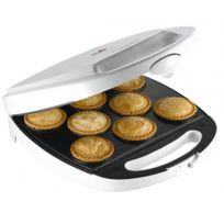 Bestron - Machine à Petit Gâteaux - Cupcake, Madeleine, Muffins - Très complet avec accessoires et livre de recettes