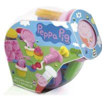 Ct - Peppa Pig - Pâte à modeler Peppa Pig - Cupcakes Party