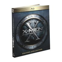 Blu-Ray X-men : le commencement