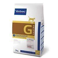 Vetcomplex - Croquettes Virbac Digestive pour chats Sac 1,5 kg